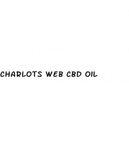 Charlots Web Cbd Oil