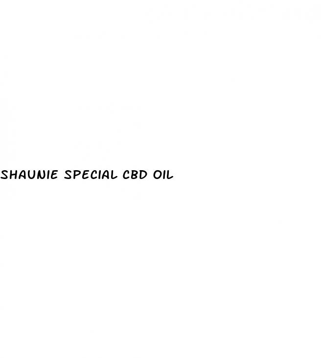 Shaunie Special Cbd Oil