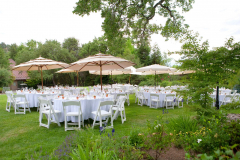 Reception in Rock Garden at Ironstone