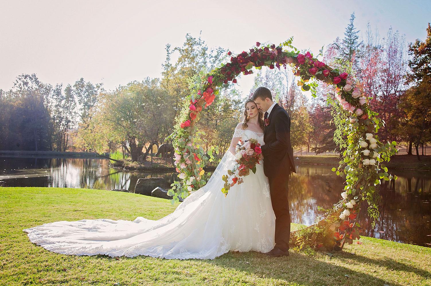 Wedding Ceremony in Murphys at Ironstone