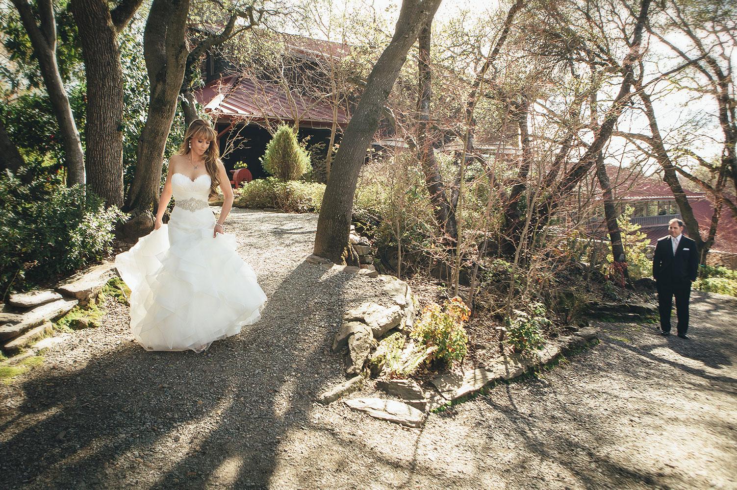 Wedding in Murphys