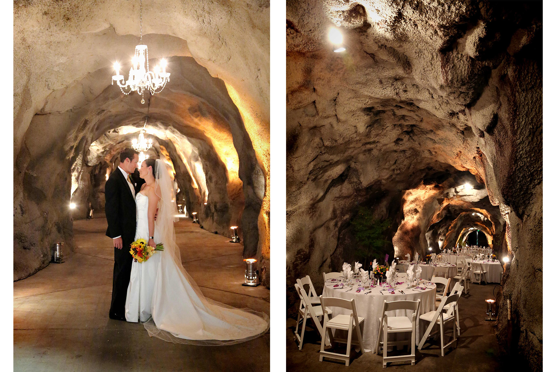 Wine Cave Ironstone Weddings