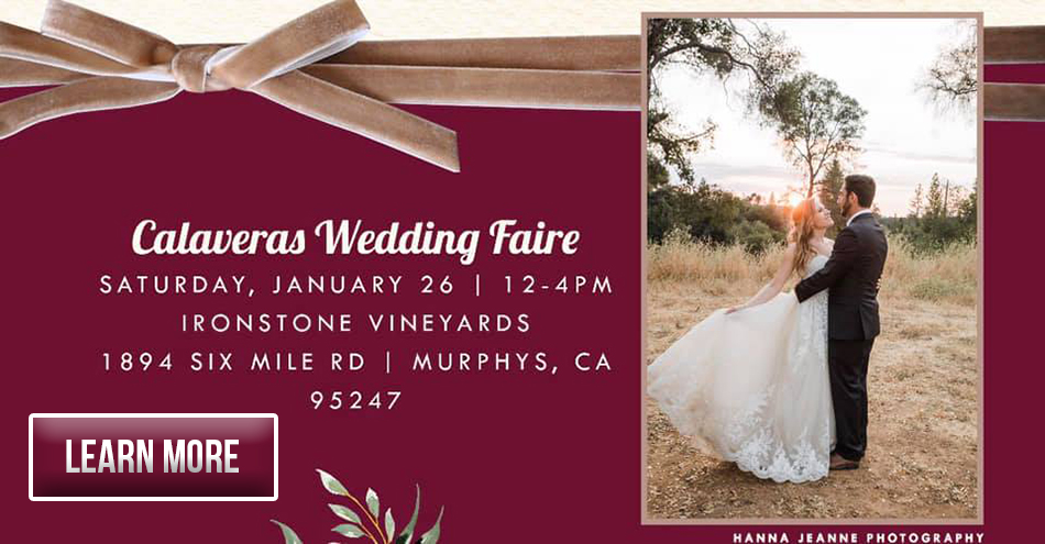 Calaveras Wedding Faire Information